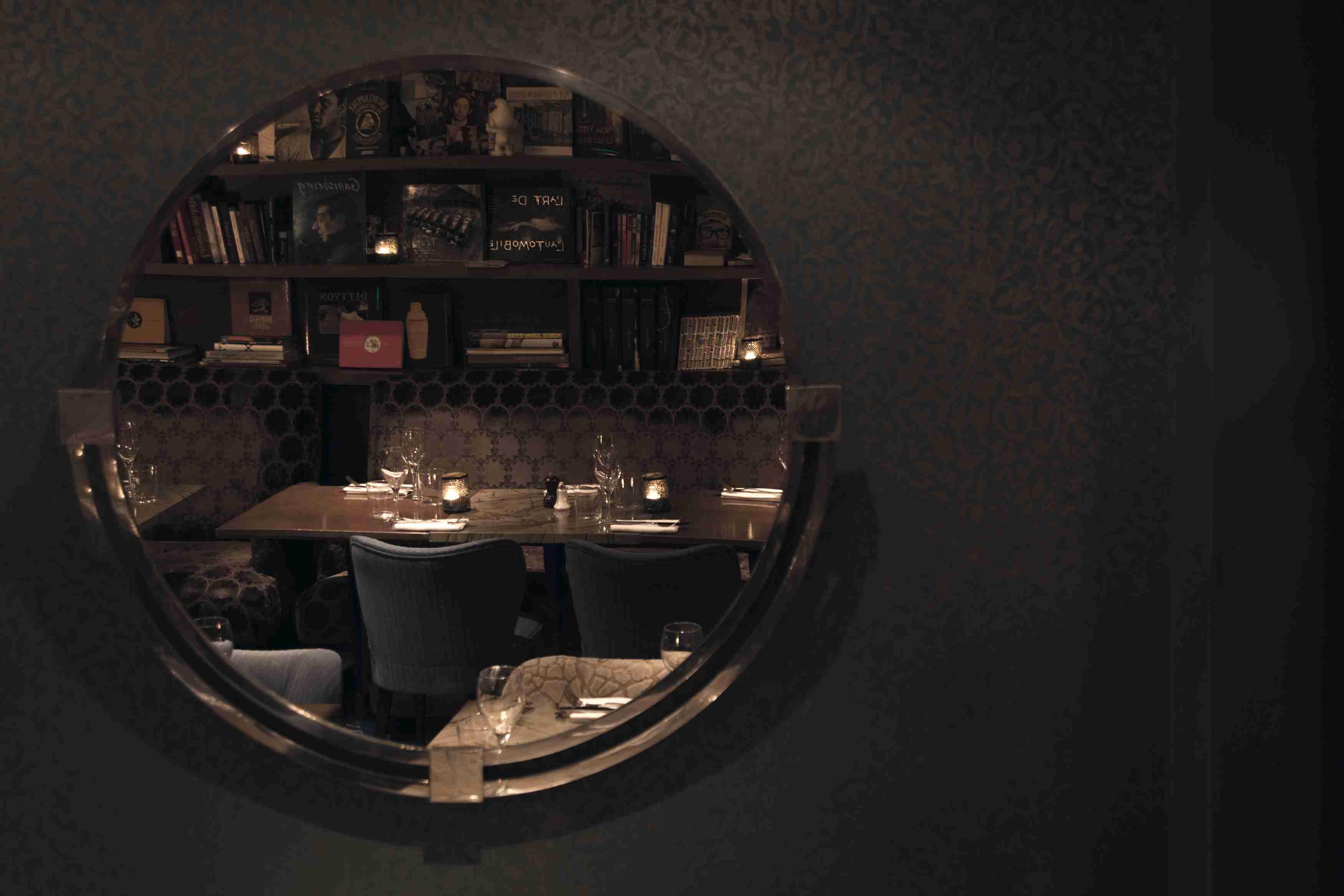 Pamela Popo Restaurant Hotel de ville - Saint Paul - 1